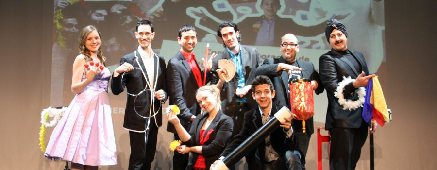 I Gala de Magia Solidaria para la ONG Llevamos Magia
