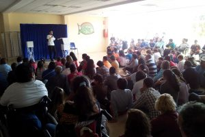 Magia Solidaria en AIDEMAR. San Pedro del Pinatar