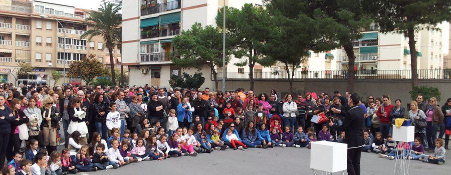 Magia Solidaria. Fundación Nazaret y el pequeño Yenai