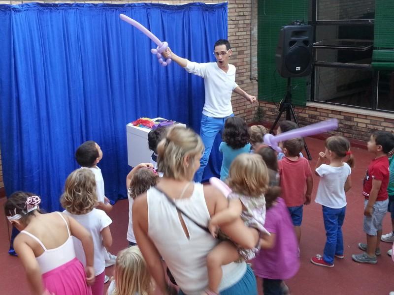 Mago Daniel Blanco - magia infantil en alicante - mago cumpleaños infantiles alicante