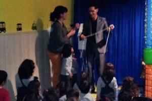 Cumpleaños infantil en Chiquimon, Castalla