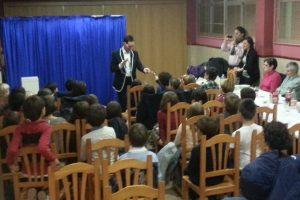 Magia para fiestas infantiles en Ibi