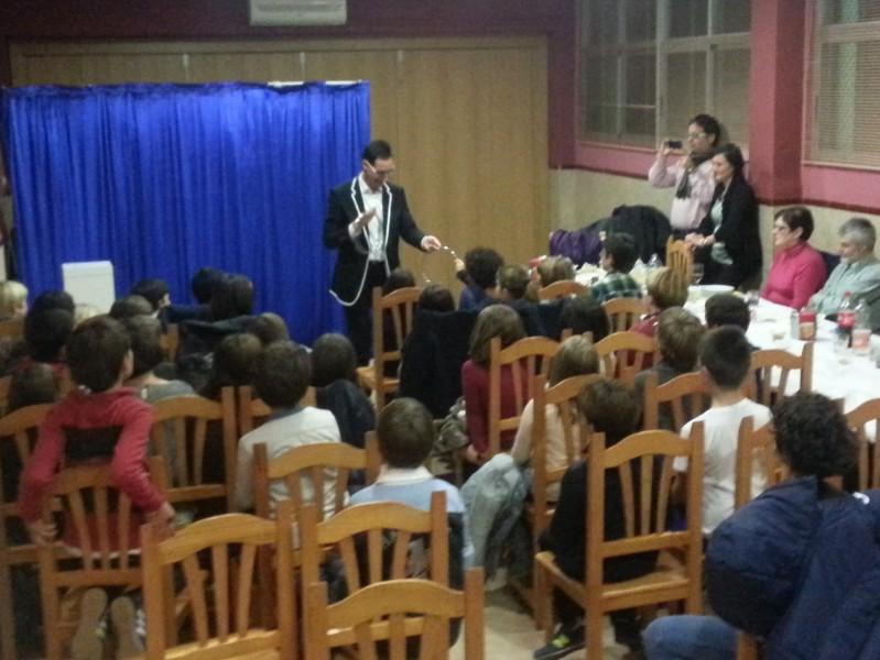 Mago Daniel Blanco - magia infantil en ibi - mago cumpleaños infantiles ibi