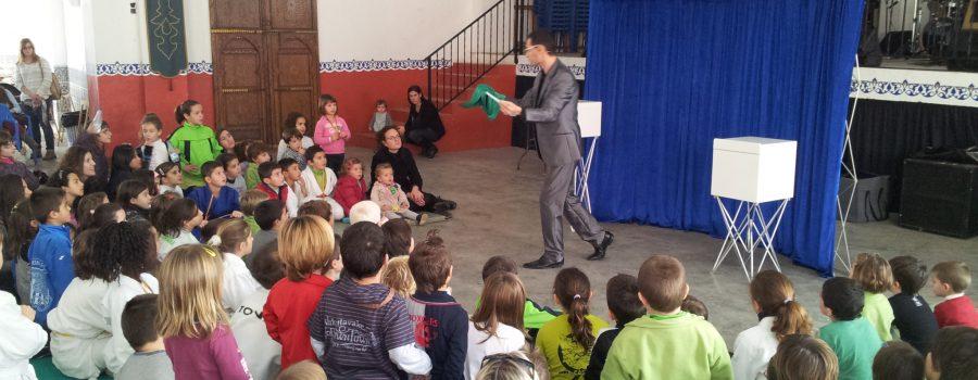 Magia Solidaria – Música X kilos para Cáritas Castalla