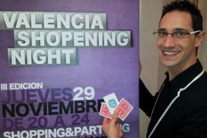 Shopening Night en Tuc Tuc de Valencia